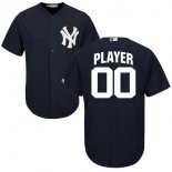 Maglia New York Yankees Personalizzate Ngero
