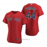 Maglia Baseball Uomo Boston Red Sox Brandon Workman Autentico Alternato 2020 Rosso